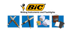 BIC PENS AND OFFICE PRODUCTS